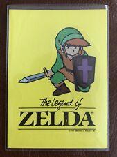 1989 Nintendo Game Pack Topps Sticker Card #16 I Love Video Games