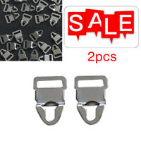 2Pcs Lugs Strap Belt Adapter Clips For Hasselblad 500cm 501cm 503cw 503cx Camera