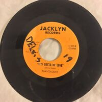 Pam Colquitt I Done Got Over Losing You It's Gotta Be Love JACKLYN northern 45