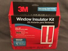 WINTERIZE KIT 3M Indoor Insulator Kit 1 6'8 inch x 9' in for Use With Patio Door