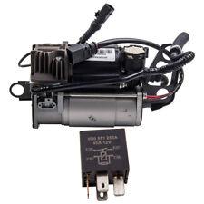 For Audi Q7 Touareg 07-14 Air Airmatic Suspension Compressor Air Pump 4L0698007A