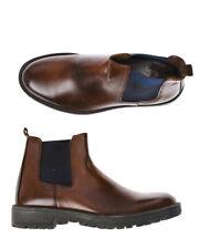 Stivaletti Scarpe Daniele Alessandrini Ankle Boots Uomo Marrone F704KL1603807 34