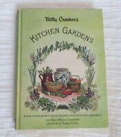Betty Crocker's Kitchen Gardens 1971 HC Tasha Tudor Home Library