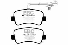 DPX2084 EBC Ultimax Rear Brake Pads for NISSAN  NV400