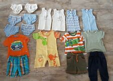 17 tlg Jungen Bekleidungspaket Baby 62 68