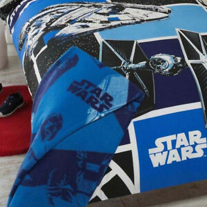 DARTH VADER Star Wars Blue Polar Fleece Throw | Star wars Soft Throw Blanket