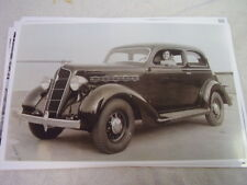 1935 PLYMOUTH  2DR SEDAN    11 X 17  PHOTO /  PICTURE