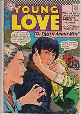 YOUNG LOVE #59 (1967) DC Comics VG+