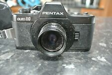 Pentax Auto 110 miniature collectible film camera