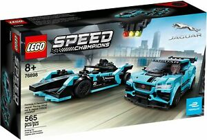 Lego Speed Champions Formula E Jaguar Racing & Jaguar I-PACE 76898 (2020)