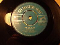 John Leyton.......Son This Is She.......45rpm