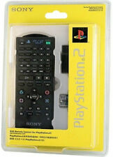 Official Original Sony PlayStation 2 Ps2 DVD Remote Control