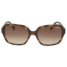 Vogue Brown Gradient Sunglasses