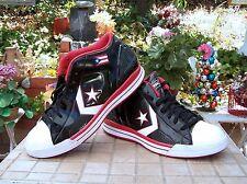 Converse Men's All Star CT Street Mid-Top Black/Varsit Sneakers siz 13