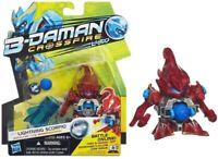 Personaggio B-Daman Crossfire Lightning Scorpio BD14 Pacco Accessori Toys Hasbro