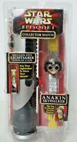 Star Wars Episode 1 The Phantom Menace Anakin Skywalker Collector Watch New