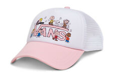 VANS OFF THE WALL PEANUTS DANCE PARTY HAT SKATE CAP SNAPBACK (NWT)