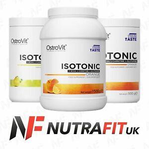 OSTROVIT ISOTONIC BCAA vitamins minerals electrolytes hydration powder drink