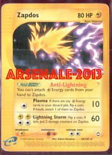 CARTA POKEMON - ZAPDOS - RARA 44/147 (AQUAPOLIS) USATA