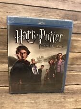 Harry Potter And the Goblet of Fire (Blu-ray, 2007) Brand NEW Sealed