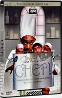 NEW 2DVD SET -BBC REGION 1 // Chef ! - Complete Series One // LENNY HENRY