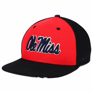 Ole Miss Rebels Nike NCAA Pro Verbiage Snapback Cap Hat Hotty Toddy Mississippi