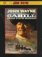 CAHILL - U.S. MARSHAL NEW DVD