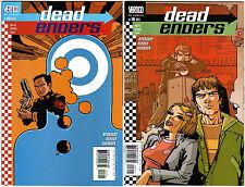 Deadenders 15 16 DC Comics Vertigo estados unidos'01 Ed Brubaker Warren Pleece final Issue