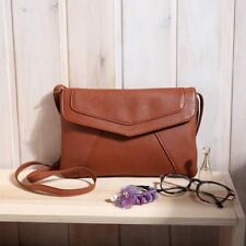 Elegant Women Mini Shoulder Messenger PU Leather Satchel Handbag Crossbody Bag