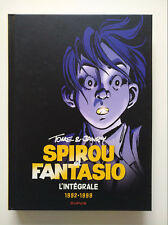 EO 2015 (comme neuf) - Spirou et Fantasio Intégrale 16 (1992-1999) Tome & Janry