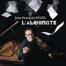 L'Alchimiste - Jean-François Zygel - CD NEUF sous blister