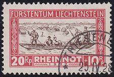 Liechtenstein Mi.Nr. 80 I gestempelt Mi.Wert 140€ (6338)