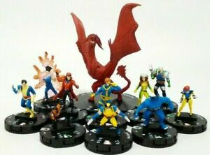 Marvel HeroClix X-Men Animated Series - Singles Dark Phoenix Proteus Sentinel