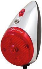 """Retro Batterie-LED-Rücklicht """"Nr. 9 Xb"""" von Spanninga f. Schutzblechmontage"""