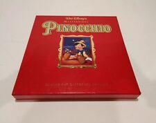 PINOCCHIO 3-Laserdisc LD BOXED SET WALT DISNEY CAV DELUXE EDITION