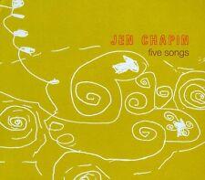 Five Songs - Jen Chapin (2011, CD NEU)
