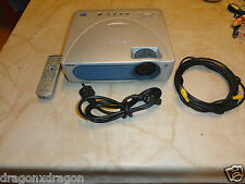 Sony vpl-cx10 LCD PROIETTORE/Beamer incl. telecomando, 1 anno di garanzia