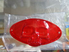 CHOPPER CUSTOM BOBBER RED SKULL 3D LENSES FOR YOURE CATEYE TAILLIGHT