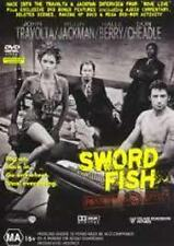 Swordfish (DVD, 2001) PRE OWNED PAL 4