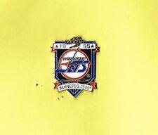 Winnipeg Jets NHL Hockey Logo Lapel Hat Pinnacle Pin