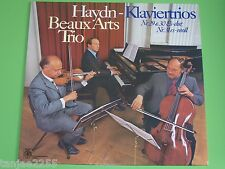Haydn - Beaux Arts Trio - Klaviertrios Nr.29,30,31## - Orbis LP