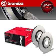 DISCOS DE FRENO BREMBO ALFA ROMEO 156 2.4 JTD 100 KW DAL 09/97 AL 09/03 TRASEROS