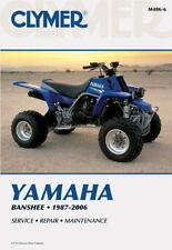 YAMAHA YFZ350 BANSHEE 350 REPAIR,SERVICE SHOP MANUAL 87-06, M486-6
