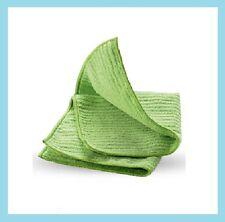 Detergenti e panni per la cucina verde per la pulizia e il bucato ...