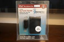 NEW Leather iPod Carrying Case (For 5GB 10GB 1st 2nd Generation Classic)