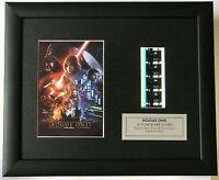 Star Wars - ROGUE ONE v2 Limited Edition Original Filmcell Memorabilia COA