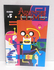 Adventure Time #5 Cover B First Print Kaboom Studios Comics 2012 Finn jake