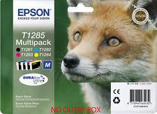 Epson Original T1285 Cartouches D'encre Multipack T1281 NOUVEAU