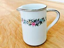 Noritake Creamer Cynthia 6666 Porcelain China Made in Japan
