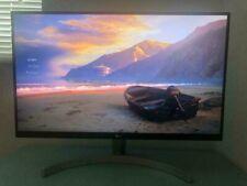 LG 27UK600 27 inch Widescreen IPS 4k HDR Monitor